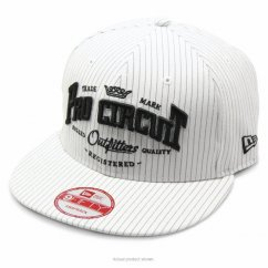 PRO CIRCUIT Outfitters New Era Snapback - white