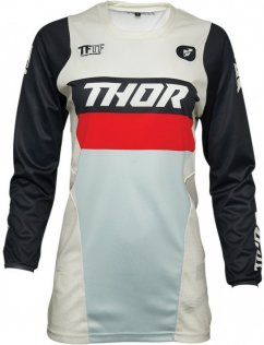 THOR Pulse Racer Wmn Dres 21 - vintage white/midnight