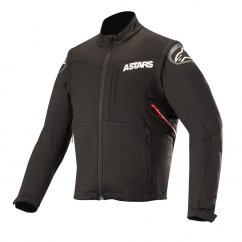 ALPINESTARS Session Race Jacket - black/red