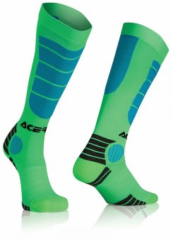 ACERBIS MX Impact Sock - green/blue