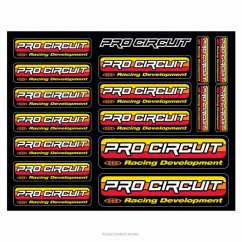 PRO CIRCUIT Original Logo Sheet