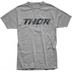 THOR Loud 2 Tee - gray heather/camo
