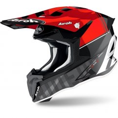 AIROH Twist 2.0 Tech helma - red gloss