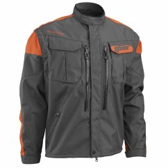 THOR Phase Jacket - charcoal/orange