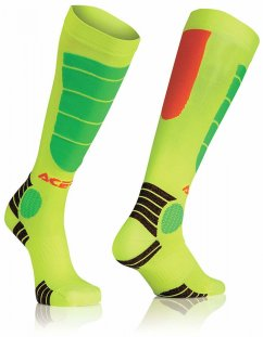ACERBIS MX Impact Sock - yellow/green