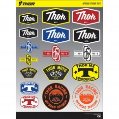 THOR Heritage Sticker Pack