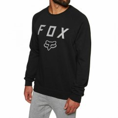 FOX Legacy Crew Fleece - black
