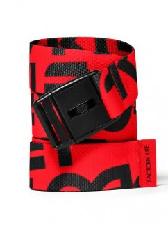 OAKLEY Factory Lite Belt - red line
