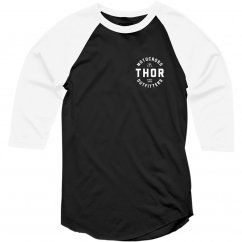 THOR Outfitters Raglan - black