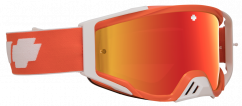 SPY Foundation MX brýle - orange/red mirror lens