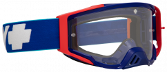 SPY Foundation MX brýle - revolution blue red/clear lens