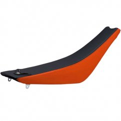 ONE Techno Grip Seat Cover - KTM black/orange