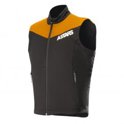 ALPINESTARS Session Race Vest - orange fluo/black