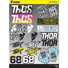 THOR Race Sticker Pack