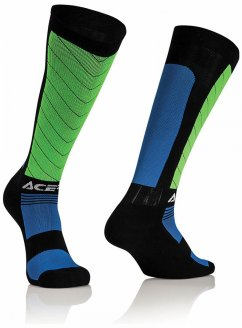 ACERBIS MX Compression Sock - black/blue