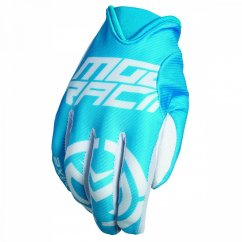 MOOSE RACING MX2 Gloves - blue/white