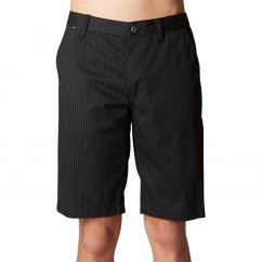 FOX Essex Pinstripe Short - black