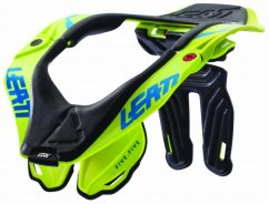 LEATT BRACE GPX 5.5 Neck Brace 17 - lime