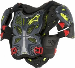 ALPINESTARS A-10 Full Chest Protector - anthracite/black