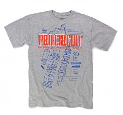 PRO CIRCUIT Suspension Department Tee