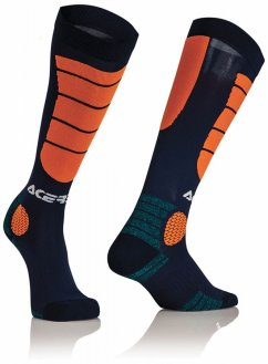 ACERBIS MX Impact Sock - blue/orange
