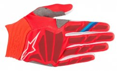 ALPINESTARS Aviator 19 rukavice - red/burgundy