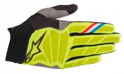 ALPINESTARS Aviator 19 rukavice - yellow fluo/black