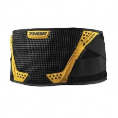 THOR Clinch Belt - black/yellow