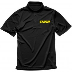 THOR Loud Polo - black