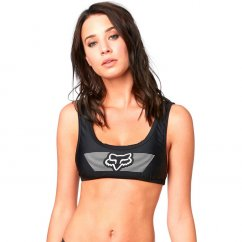 Fox Anderson Swim Top - black
