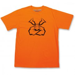 MOOSE RACING Agroid Tee - orange