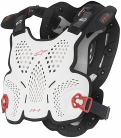 ALPINESTARS A-1 Roost Guard - red/black