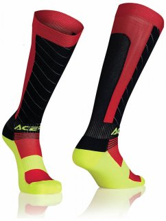 ACERBIS MX Compression Sock - blue/red