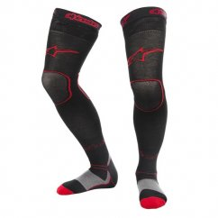 ALPINESTARS Long MX Socks - black/red