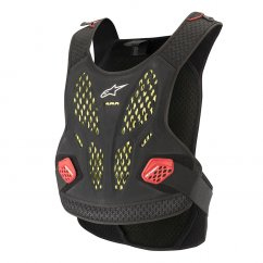 ALPINESTARS Sequence Chest Protector - anthracite/red