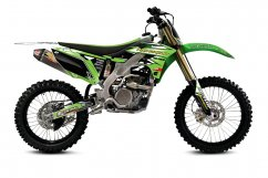 PRO CIRCUIT Kawasaki 2015 graphics kit