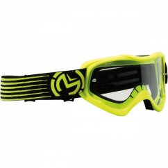 MOOSE RACING Qualifier Slash Goggles - yellow/black