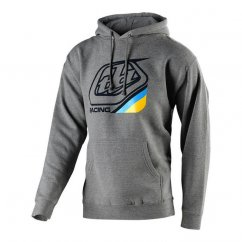 TROY LEE DESIGNS PRECISION 2.0 HOODY - gunmetal heather