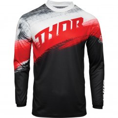 THOR Youth Sector Vapor Dres 21 - black/red