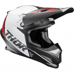 THOR Sector Blade Helma 20 - charcoal/white