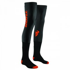 THOR Comp Sock - black/red/orange