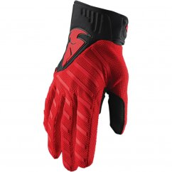 THOR Rebound Rukavice 20 - red/black