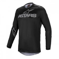 ALPINESTARS Fluid Graphite dres - black/grey