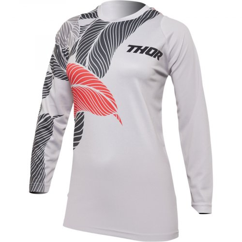 THOR Sector URTH Dres 22 - light gray/fire coral