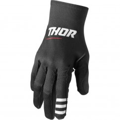 THOR Agile Plus Rukavice 21 - black