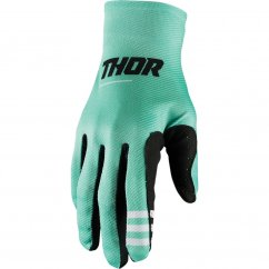 THOR Agile Plus Rukavice 21 - mint