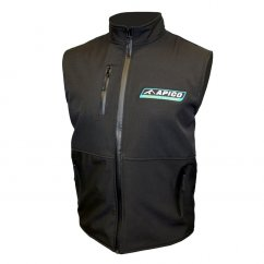 APICO Softshell Gilet - black