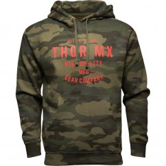 THOR Crafted Pullover - forest camo