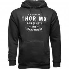 THOR Crafted Pullover - black