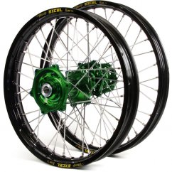 TALON / EXCEL Pro Series kola - GREEN/BLACK